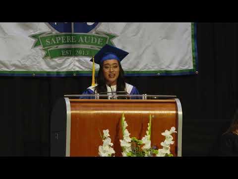 Green Run Collegiate Graduation 2019