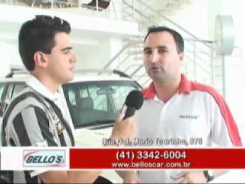 Gravação Loja Bello's Car