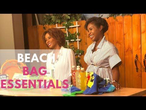 Beach Bag Essentials | Maryland Midday W/ Kyla Live