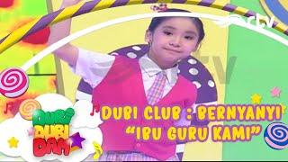 Dubi Dam Club - Ibu Guru Kami