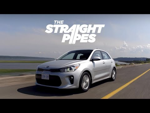 2018 Kia Rio Review With UVO Telematics Test - Best Value Compact Car