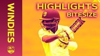 Windies v Sri Lanka 2nd Test Day 5 2018 | Bitesize Highlights