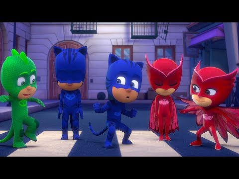 PJ Masks Episodes | TWIN PJ Masks! ⭐️APRIL 2018 Special ⭐️Cartoons for Children #135