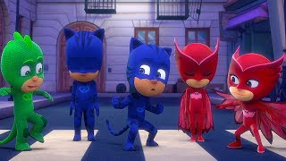 PJ Masks Full Episodes | TWIN PJ Masks! ⭐️APRIL 2018 Special ⭐️PJ Masks Official #135 thumbnail