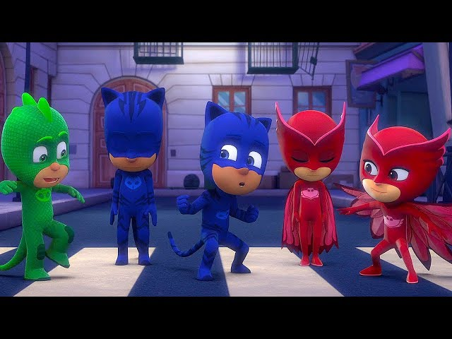 PJ Masks Episodes   TWIN PJ Masks! ⭐️APRIL 2018 Special ⭐️Cartoons for Children #135