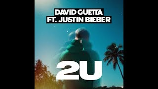 David Guetta ft Justin Bieber - 2U (The Victoria's Secret Angels Lip Sync) fl studio remake