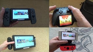 DIY Nintendo Switch Mini, XL, Switch TV & Remote Play