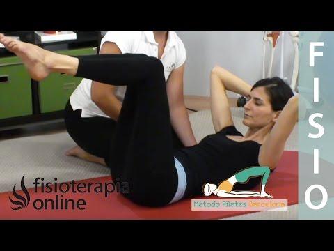 Pilates terapéutico - Oblicuos