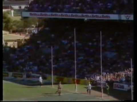 West Coast Eagles - 1988 Club Theme Song