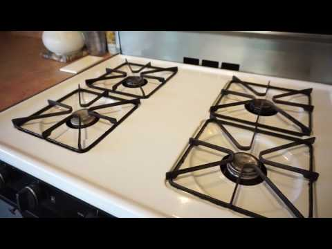 Cleaning My Nasty Stove VEDA 27