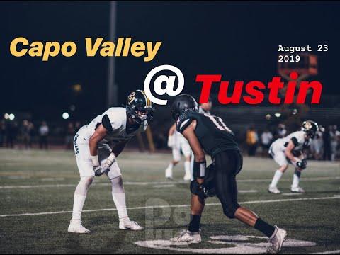 Capo Valley @ Tustin High School Football