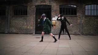 黒執事 Romeo x Cinderella 踊ってみた 見てくれてありがとう!