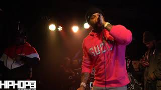 Jim Jones Performance at His Concert in Philly