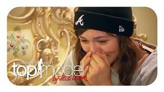 Dies Nachricht bringt Anna Maria zum weinen | Germany's next Topmodel Highlights | ProSieben