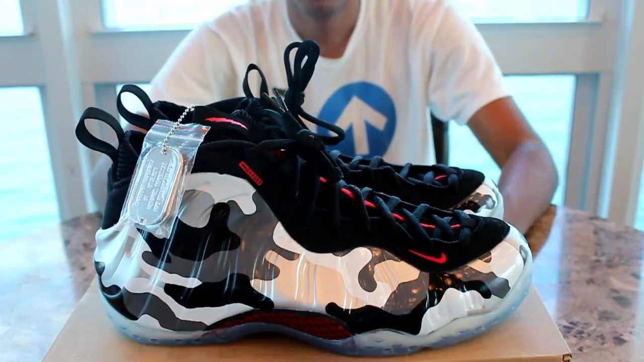 282664101709b ... real nike air foamposite one fighter jet review unboxing on feet hd  youtube c895c 55900 ...