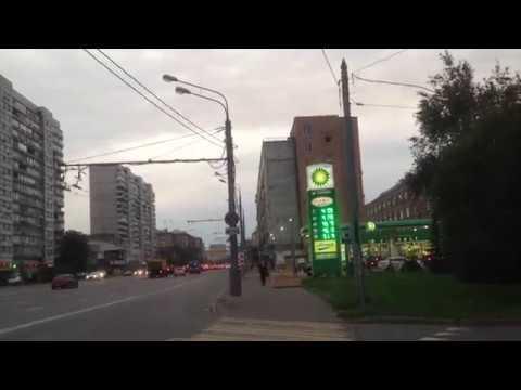 Бутырская улица от ТТК до улицы Руставели
