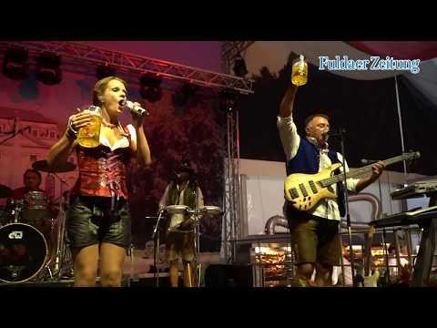 Fuldaer Wiesn 2017 mit der Joe Williams Band