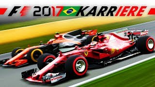 VOM LETZTEN PLATZ! – F1 2017 FERRARI SAISON #19 | Lets Play Formel 1 2017 Gameplay German Deutsch