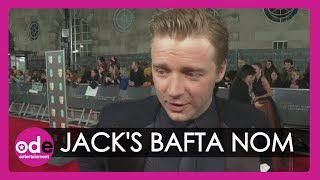 """BAFTAs: Jack Lowden - """"You need a lot of luck in film!"""""""