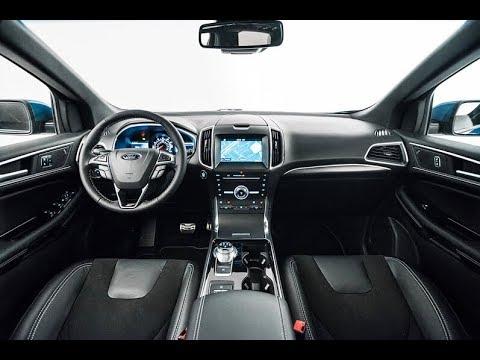 New Ford Edge Eu Concept 2019 2020 Review Photos Exhibition