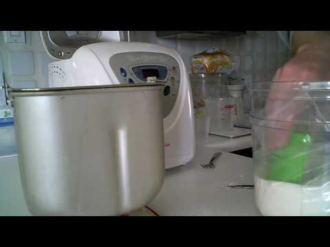 Making Banana Bread With A Bread Machine