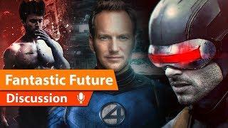 MCU's Phase 5 X-Men & Fantastic Four, X-Men Name Issue & More