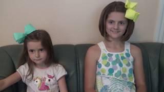 Саша и Наташа делятся впечатлениями о поездке в Минск