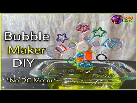 Bubble Maker DIY