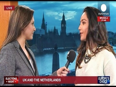 UK sees the EU as a business relationship, not a marriage, OE's Nina Schick on Euronews