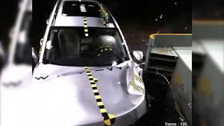WEY vv7 SUV crashtest