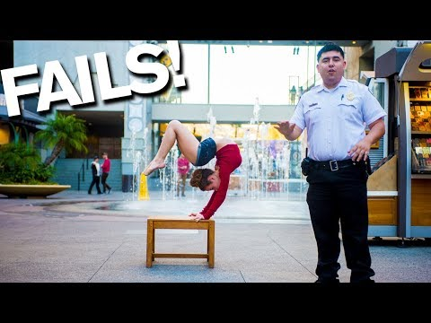 Insane FAILS and Epic Moments with Sofie Dossi Kaycee Rice Dance Moms & more Funny