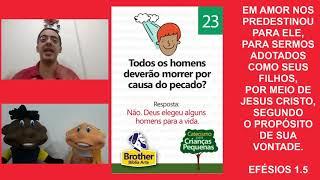 Catecismo para Crianças Pequenas - Pergunta 23