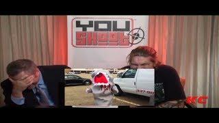 Balls Mahoney - Hardest chair shot he ever took? + Shark story