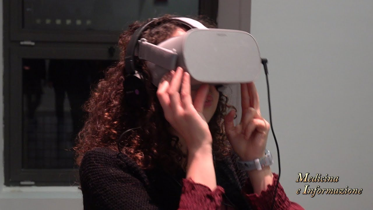 La Realtà Virtuale per alleviare i disturbi fisici ed emotivi della chemioterapia