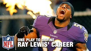 The Plays That Epitomize Ray Lewis