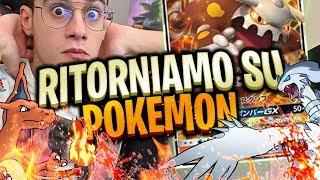 TORNIAMO su POKEMON con il RESHIZARD! | Pokemon TCG Online ITA