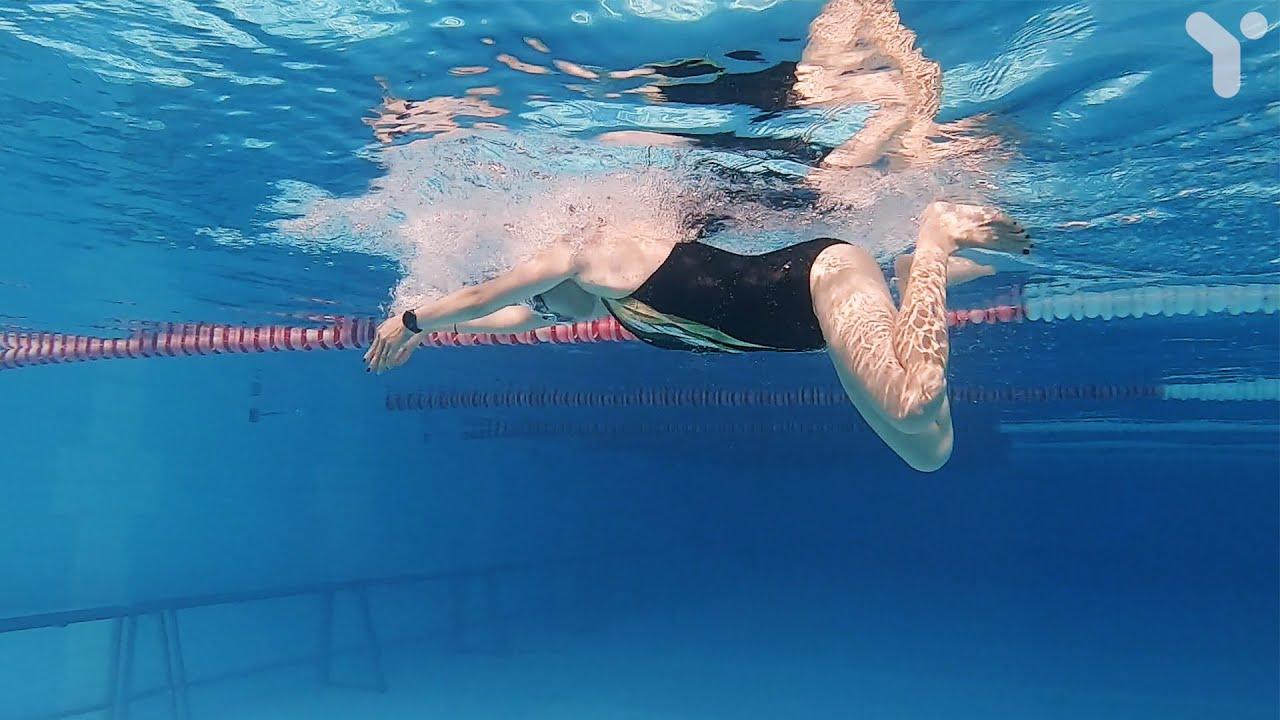 Demo Kỹ Thuật Bơi Ếch, Sải, Bướm, Ngửa Với Coach Thu Hằng