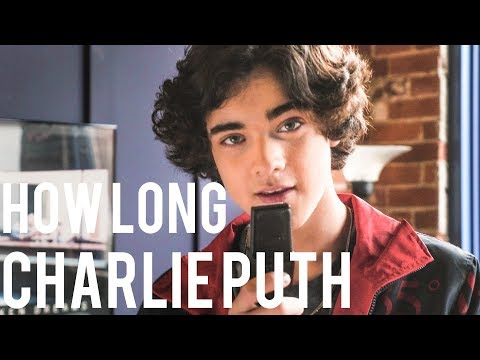 Cover Lagu Charlie Puth - How Long (Cover by Alexander Stewart) STAFABAND