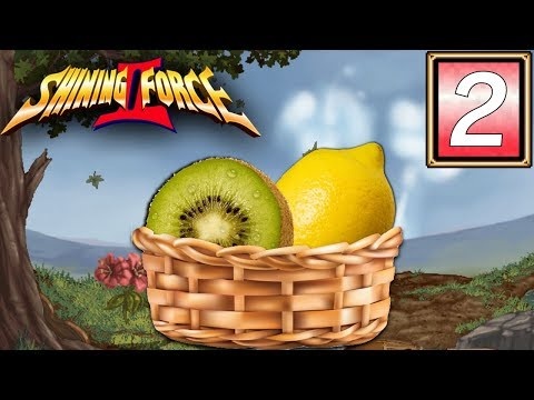 Shining Force 2 - Part 2 - Fruitful Characters