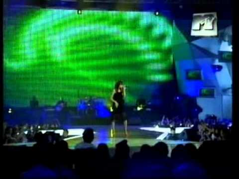 Mandy Moore  Cry Live Music Video Mtv Asia Awards 2002
