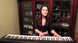 Maybe I'm Amazed - Paul McCartney (Cover by Jill Goldberg, @jillmusic)