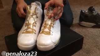 DIY Shrink Wrap your shoes ! Display preserve + keep icy !