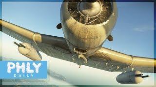 DAUNTLESS Death Squad | GUNPODS = Moar Freedom (War Thunder Plane Gameplay)