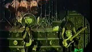 IRON MAIDEN WASTING LOVE live