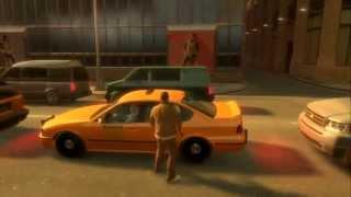 GTA IV Niko Hails A Cab thumbnail