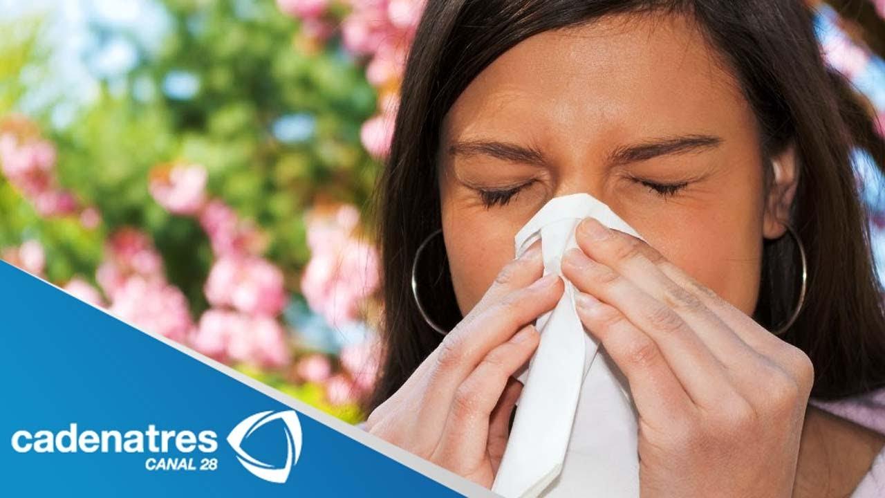la rinitis alergica se cura con operacion