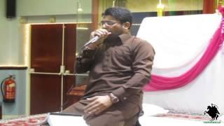 Ya Imam-e-Raza (a.s.) - Mir Hasan Mir - Birmingham (UK) - 6th May 2013/Jamadi-ul-Sani 1434