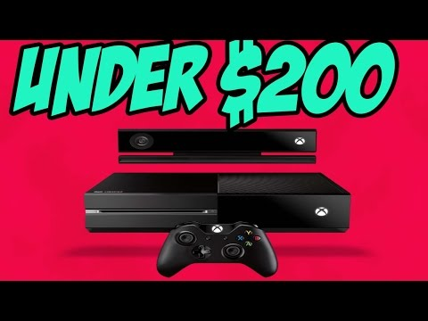 How to get the Xbox One for Cheap