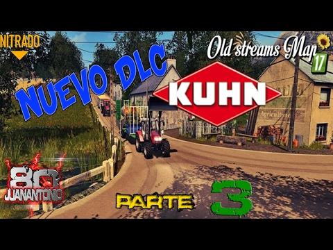 Farming Simulator 2017 | Nuevo DLC KUHN| PARTE 3