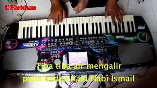Air Zam Zam karaoke lirik cover by El Farkhan Kebumen 087837628946